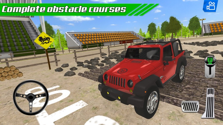 Car Trials: Crash Course Driver screenshot-3