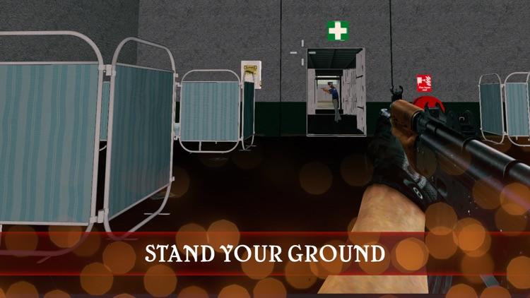 3D Alcatraz Prison Gangstar Break-Out screenshot-4
