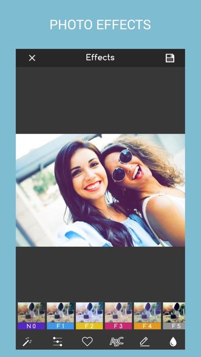 Selfie Photo Editor: 効果 写真加工紹介画像1