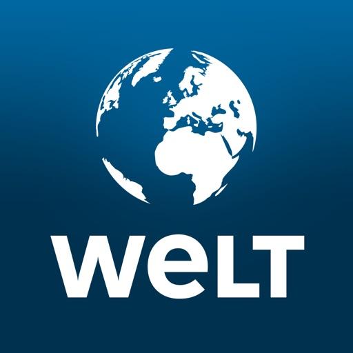 WELT Edition - Digitale Zeitung app logo