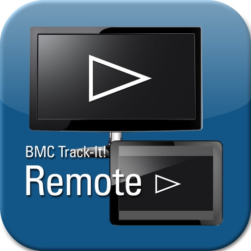 BMC Track-It! Remote Desktop Management iOS App