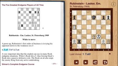 Epluschess Books review screenshots