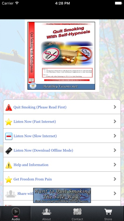 Quit Smoking With Self Hypnosis
