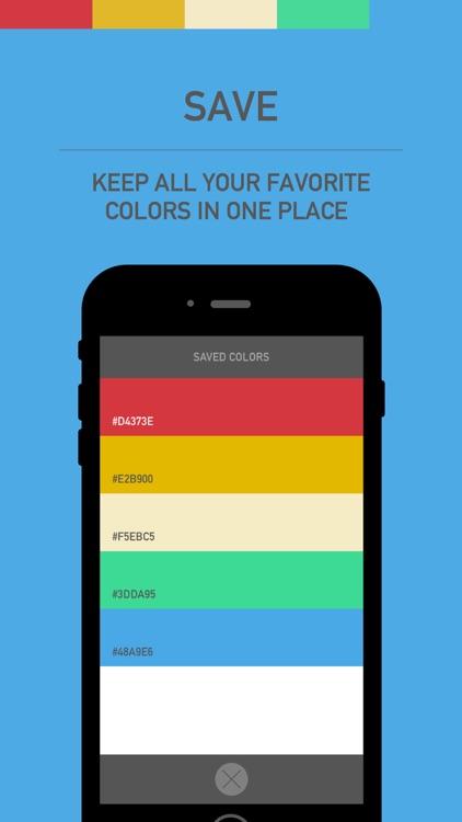 Color Mate - Convert and Analyze Colors screenshot-4