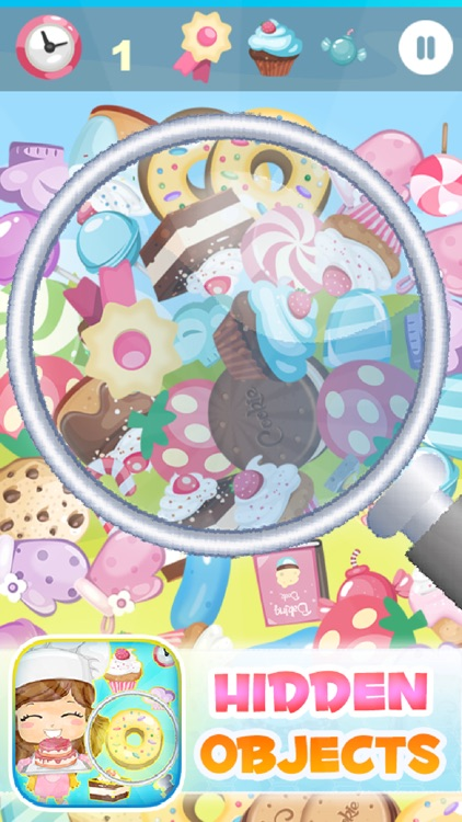 Hidden Object Find It Puzzle