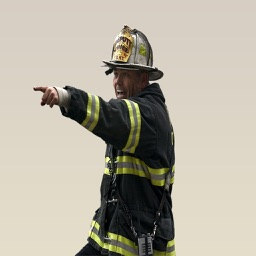Fire Fighter Stickers : Societies Greatest Heroes!