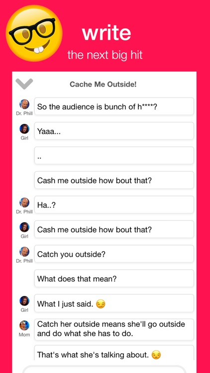 Chattales- text stories hooked