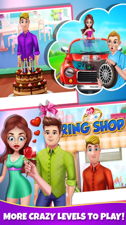 Kids Hair Shave Salon makeover Games Girls & Boys screenshot-4