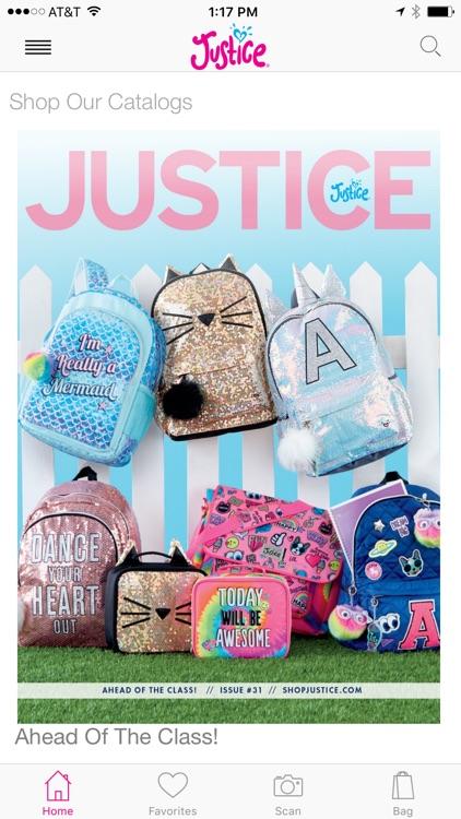 Justice Catalog