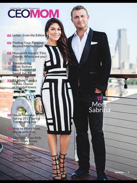 CEOMOM Magazine screenshot 10