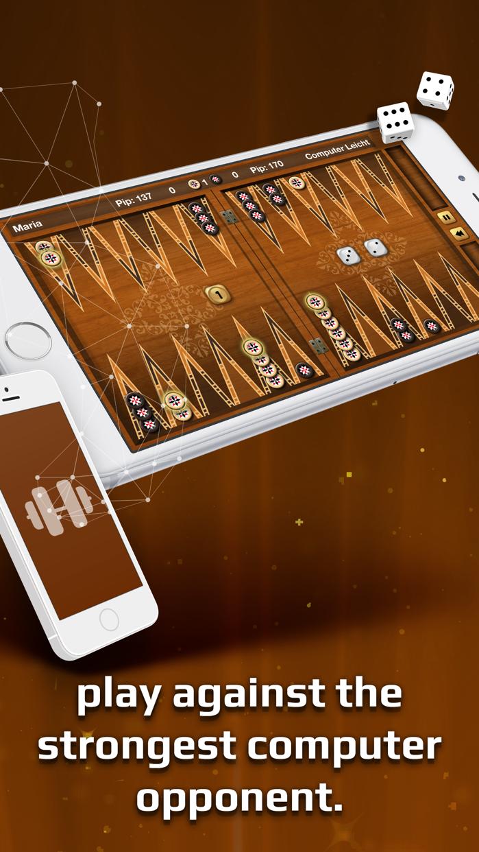 Backgammon Gold Screenshot