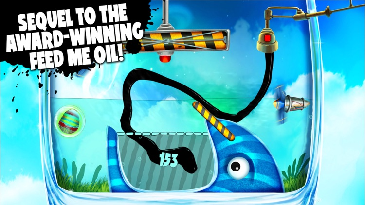 Feed Me Oil 2: Liquid Puzzle Adventure screenshot-0
