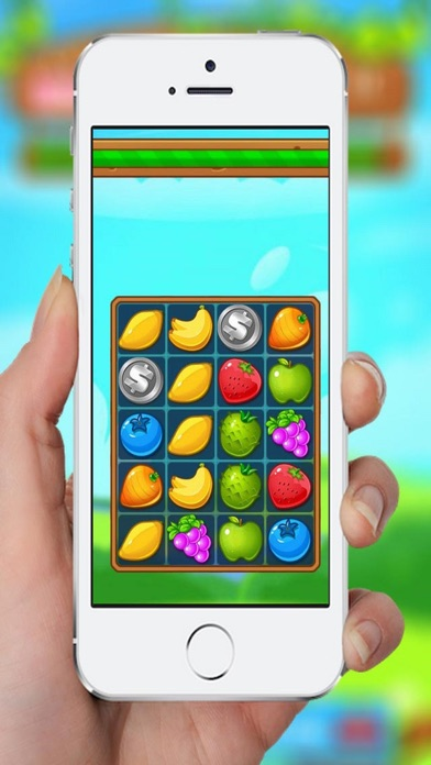 Fruits Style Game Puzzle screenshot 2