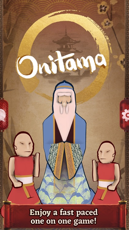 Onitama: The Board Game