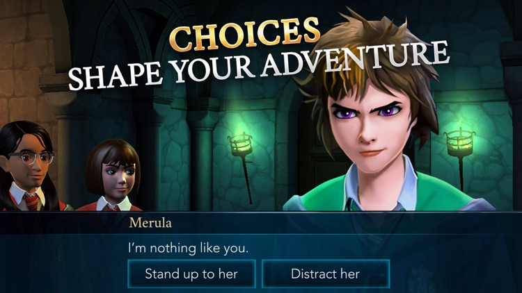 Harry Potter: Hogwarts Mystery screenshot-7
