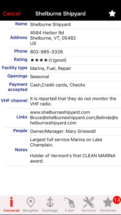 Lake Champlain Nautical Charts screenshot-1