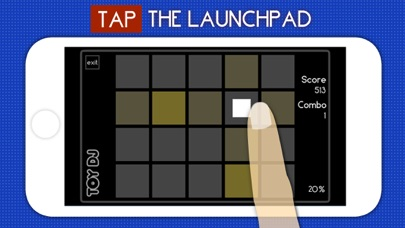 TOY DJ - A Rhythm Game (Plus) screenshot one