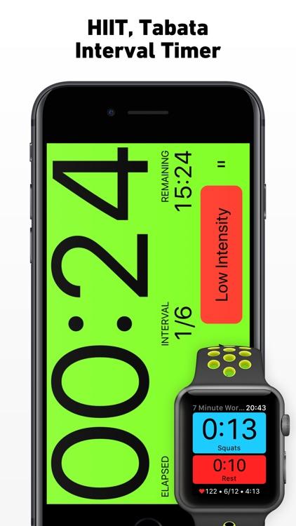 Seconds Pro Interval Timer screenshot-0