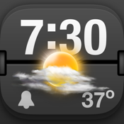 Weather Clock Pro app review