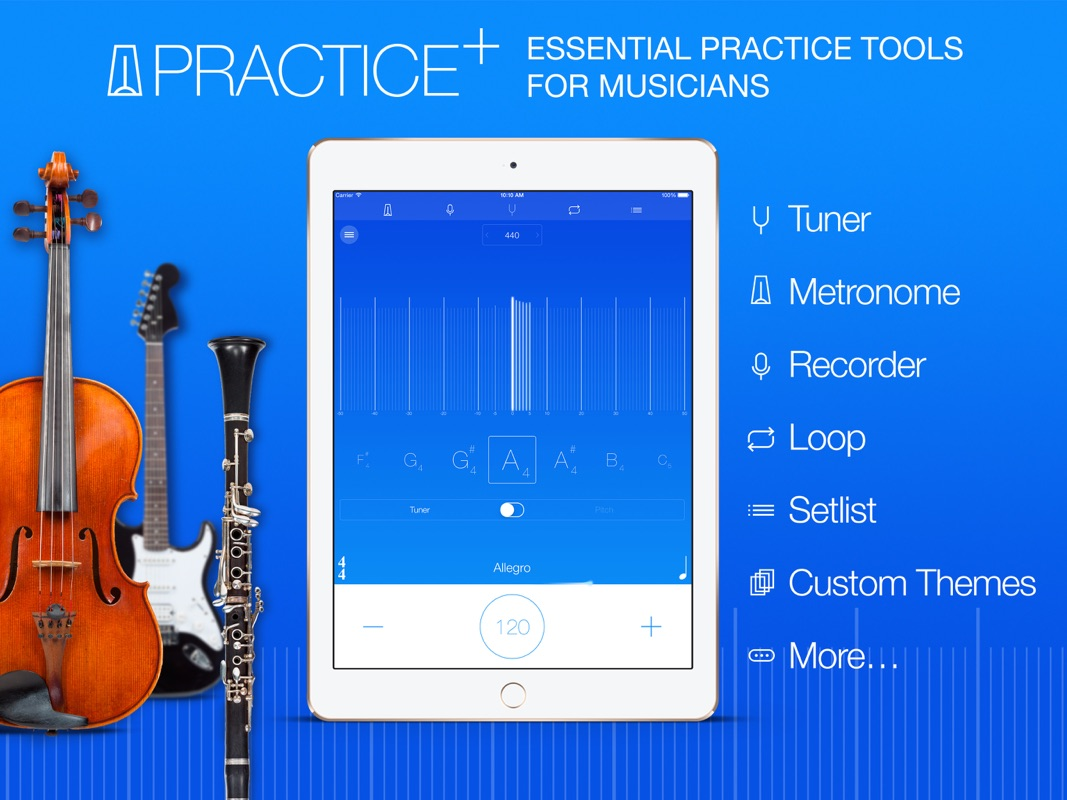 Practice+ Tuner & Metronome - Online Game Hack and Cheat