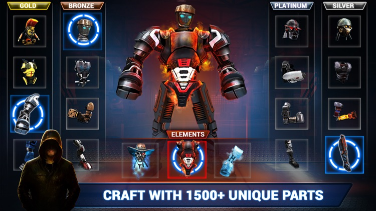 Real Steel Robot Boxing Champions screenshot-1