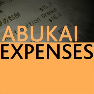 ABUKAI Expense Reports Receipt ios app