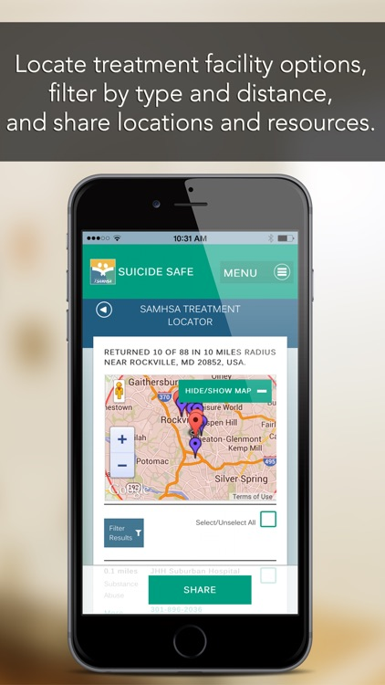 Suicide Safe by SAMHSA screenshot-3