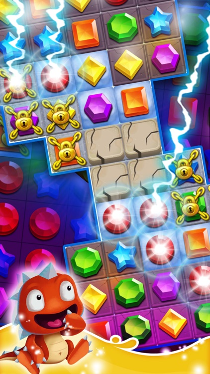 Jewel pop puzzle match 3 king screenshot-4