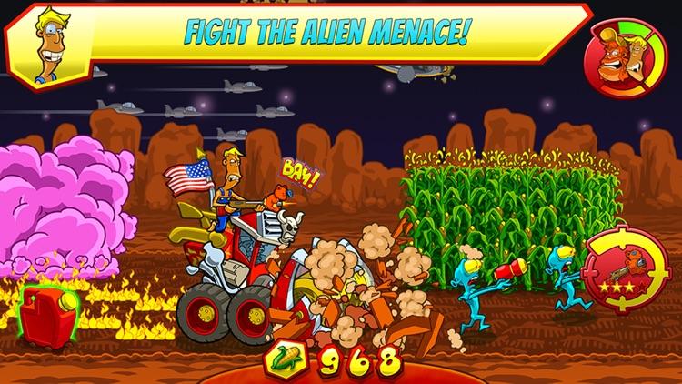 Farm Invasion USA screenshot-4