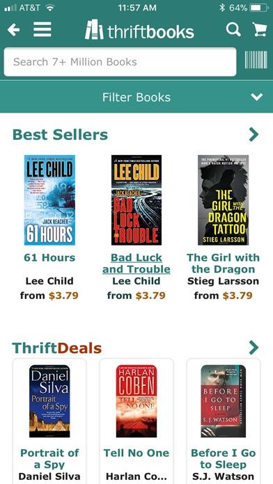 ThriftBooks: New & Used Books for Windows