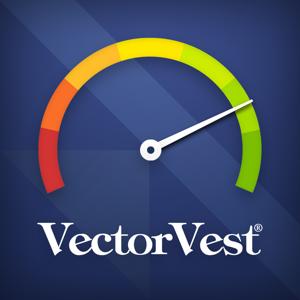 VectorVest Stock Advisory app