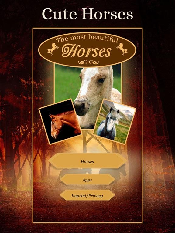 Horses - Wallpapers + Add Text screenshot 12