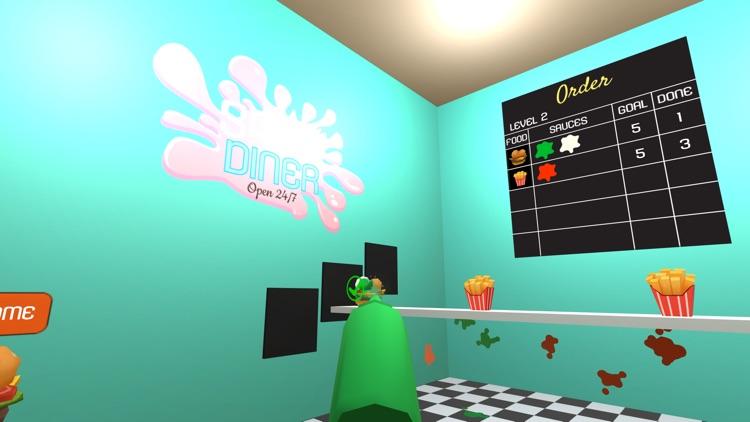 Burger Splat - Color Shooter screenshot-3