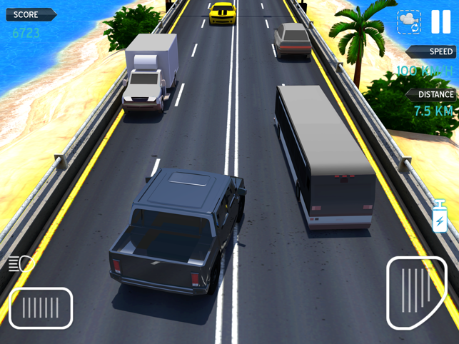‎Highway Car Racing Game Screenshot