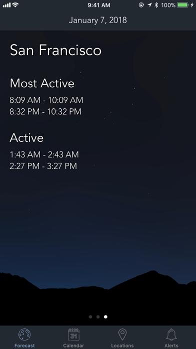 Lunar Hunt And Fish review screenshots