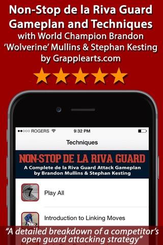 Non-Stop de la Riva Guard - náhled