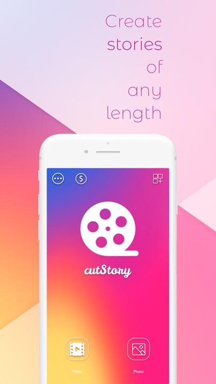CutStory for Instagram Stories screenshot-0