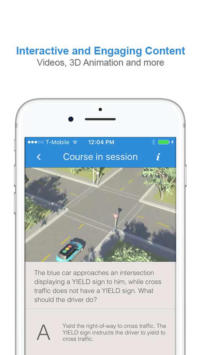 Drivers Ed Screenshot