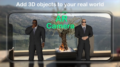 Screenshot #6 for ARvid  Augmented Reality 3D