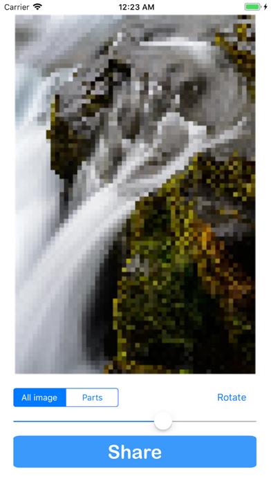 Pixelmatic Screenshot