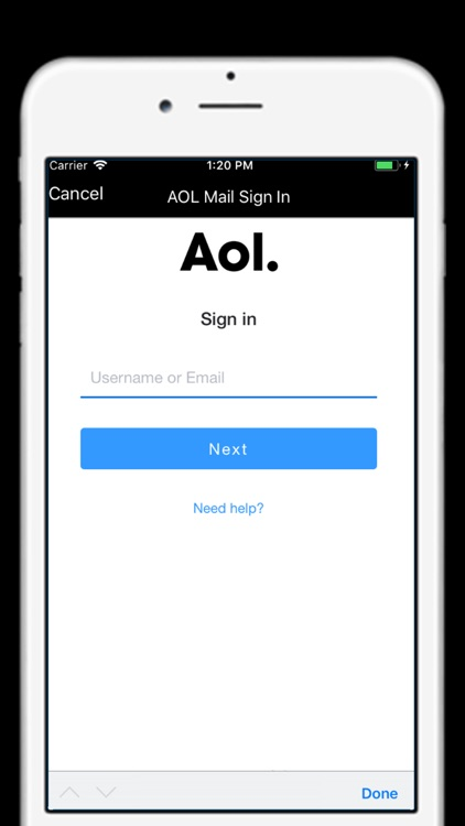 WatchMail for AOL Mail