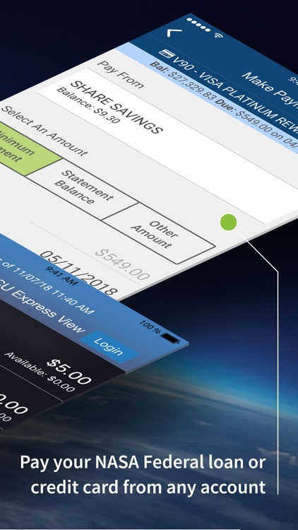 NASA Federal Credit Union screenshot-3