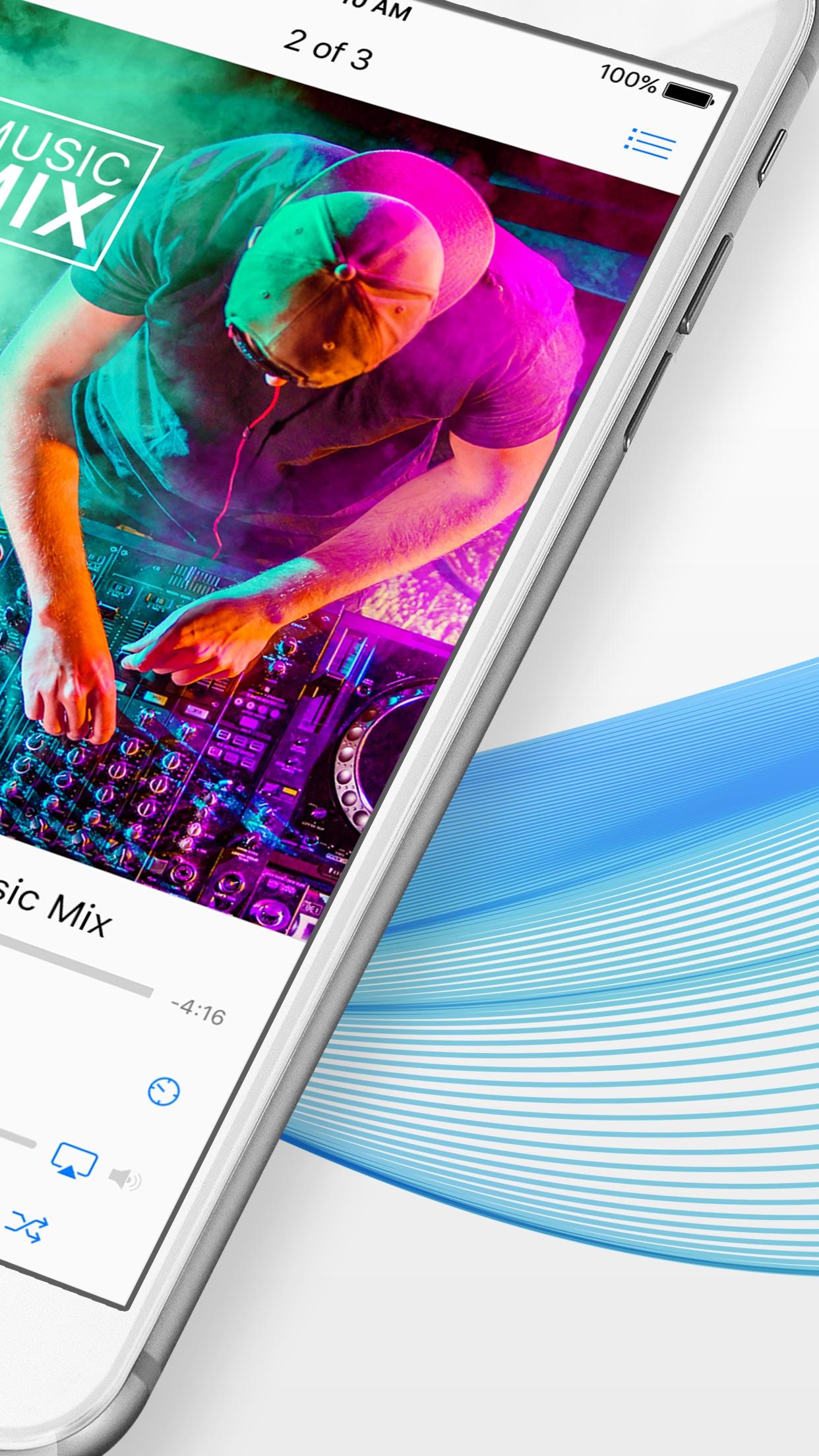 Music Player & Unlimited Mp3 Screenshot
