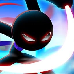 Stick Fighting Katana Sword