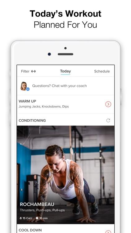 Keelo - Strength HIIT Workouts screenshot-0