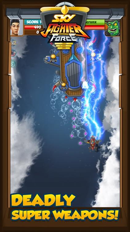 Sky fighter Force : War Games