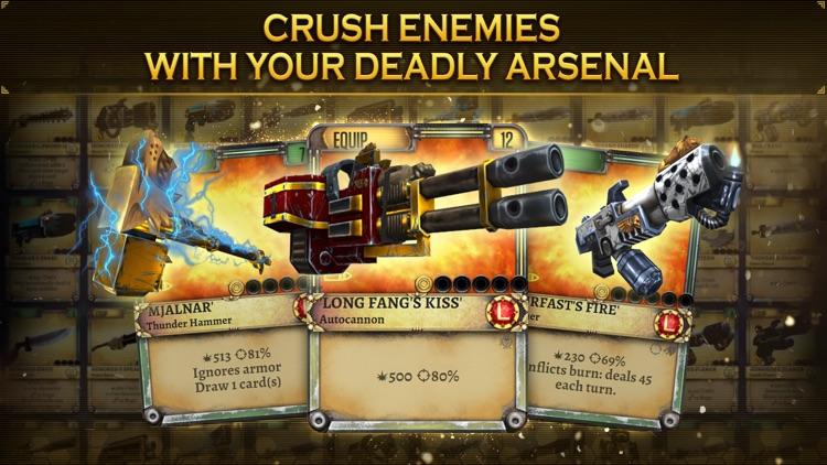 Warhammer 40,000: Space Wolf screenshot-5