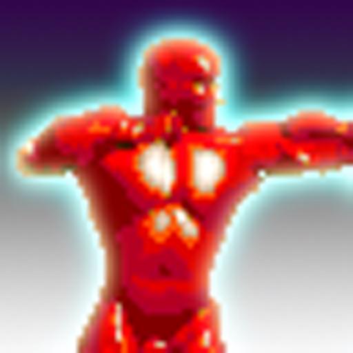 Red Iron Man