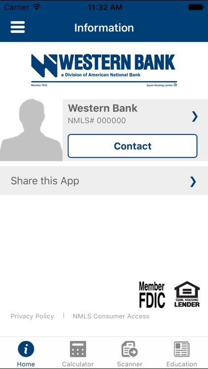 My Mortgage by Western Bank screenshot-0
