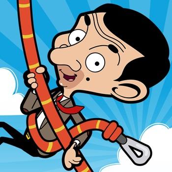 Mr Bean - Risky Ropes